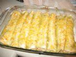 Chicken Enchilada's
