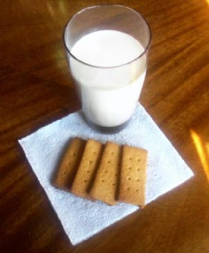 Natural-Sweetened Graham Crackers (Gluten Free)