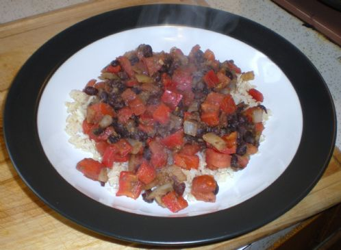 how to make low sodium spanish rice