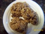 Oatmeal Raisin-Walnut Cookies