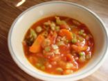 Ida Veggie Soup With Sausage