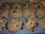Apple, Banana, Berry, Applesauce, Oatmeal Muffins