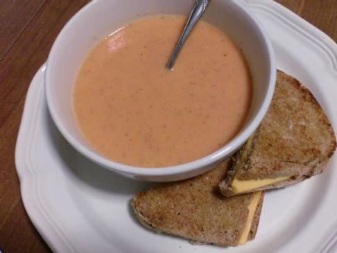 Leann's Tomato Soup