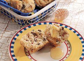 Granola Muffins