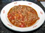 Drex's Turkey Chili
