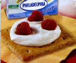 Low Fat Cheesecake Toppers