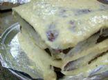 Sweet Banana - Cheese Filling