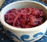 Bavarian Style Red Cabbage