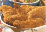 Oven Fried Ranch Chicken