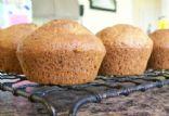 Sweet n' Sourdough Raisin Spice Muffins