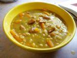Ham and Bean Crock Pot Soup