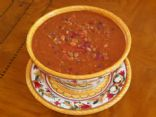 Nadine's Mexican Chili Beans