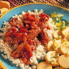 Sweet n Spicy Chicken