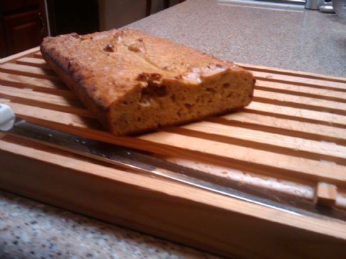 Gluten Free & Wheat Free Bread