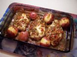 Lemon & Pepper Chicken with Red Potatoes