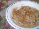 Delicious Banana Bread OATMEAL!
