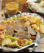 Yankee Pot Roast & Vegetables