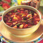 JASONZ's EZ Semi-Homemade Veggie Beef Soup