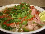 Beef Rice-Noodle Soup