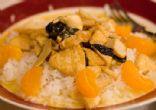 Mandarin Ginger Tofu