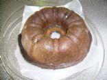 Plum Jam Cake