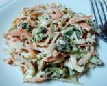 Broccoli Slaw with Yogurt dressing