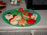 Mmm! Melt-in-your-mouth sugar cookies