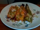 Chilies Rellenos Sin