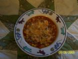 Spicy Chicken Chili Soup