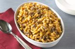 Velveeta Cheeseburger Mac