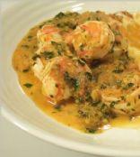 Moqueca de Camarao (shrimp stew)