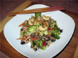 Vegetarian Chop Suey!