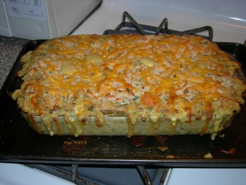Cheesy Chicken Amp Rice Casserole Recipe Sparkrecipes