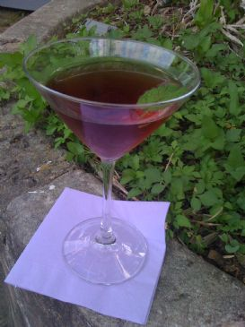Cinq a Sept Cocktail