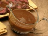 low fat beef gravy