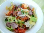Roast Beef Salad Bowl