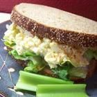 Egg Salad with little Mayo