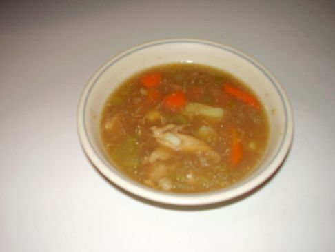 Turkey Soup Ida