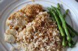 Healthier Ritz Cracker Haddock
