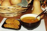 A LSSR:  Celery Spiked Butternut Squash Soup