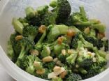 Broccoli Pine Nut Salad