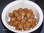 Polynesian Meat balls