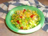 Brown Rice Salad with Edamame