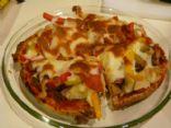 Cyndi's REAL Personal Pizza