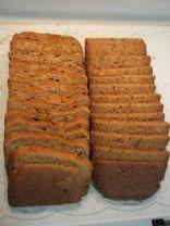 Banana Nut Yeast Bread