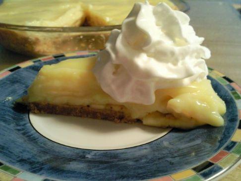 Better Banana Cream Pie