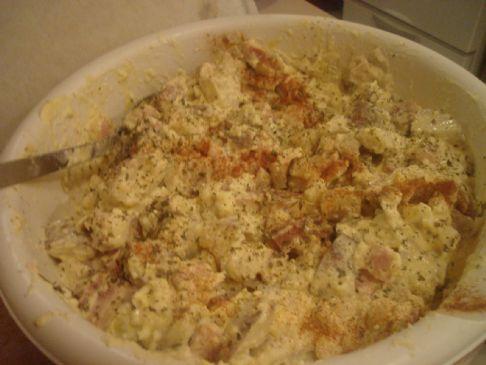 Ole Fashioned Potato Salad