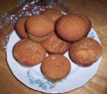 Sweet Cinnamon Muffins