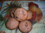 Fruit & Nut Bran Muffins