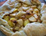 Apple, Peach and Pear Galette